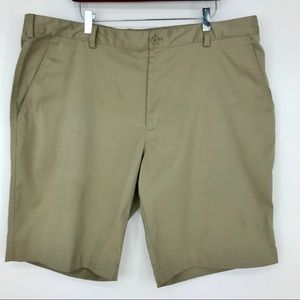 Nike Golf Shorts Dri Fit Size 40 Khaki Sport